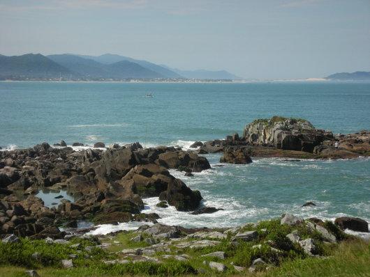 Armazon: Playa de agua fria