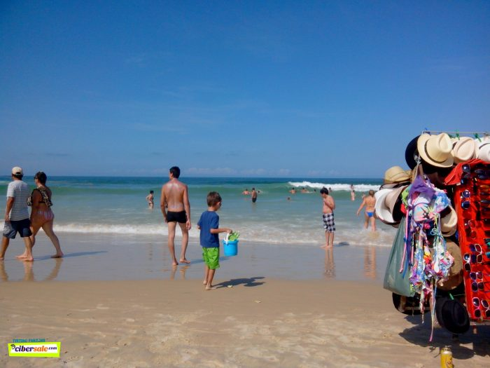 Playa de los Ingleses Florianópolis Brasil