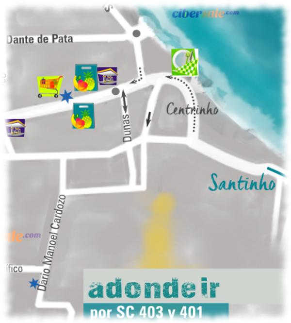 Mapas de Floripa