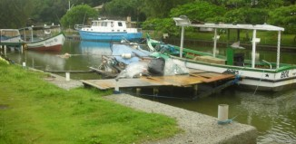 Casa Alda Barra da Lagoa - Muelle Familiar