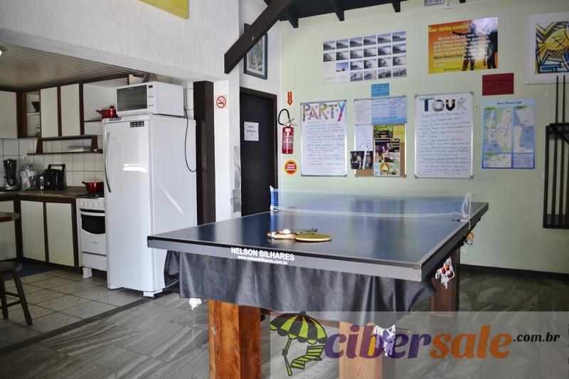 Hostel Barra Beach Club - Florianópolis Brasil