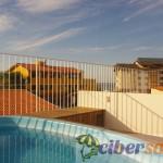 Casa 3 dormitorios con piscina en terraza