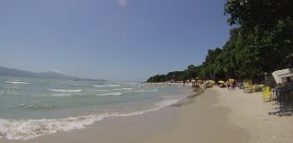 Praia do Forte - Florianópolis Brasil