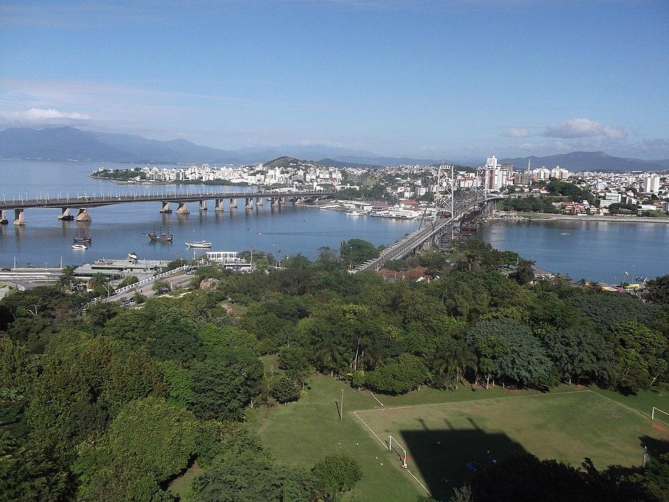 Parque da Luz Florianópolis Brasil