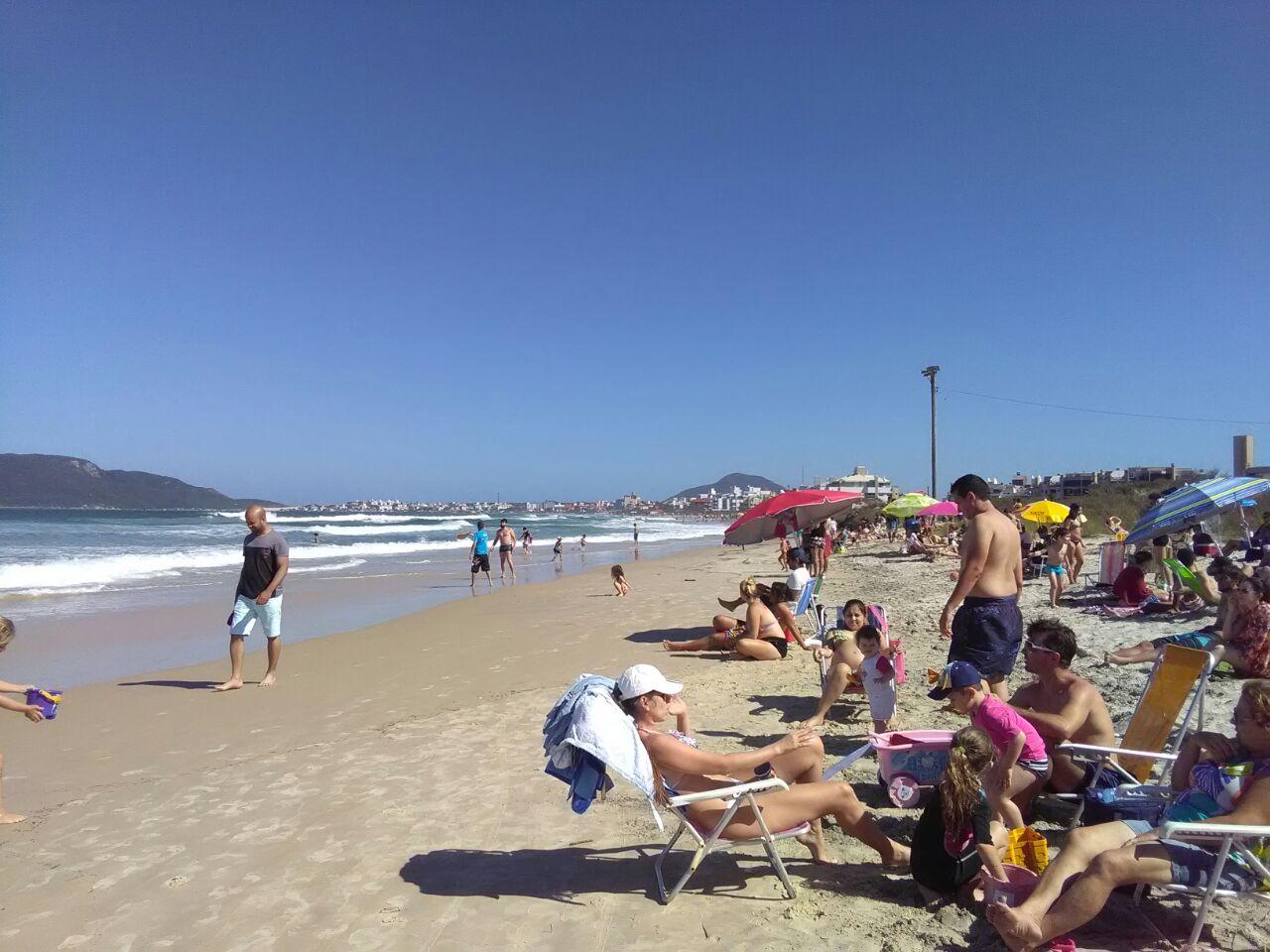 Playa de los Ingleses Norte Florianópolis - Noviembre 2017