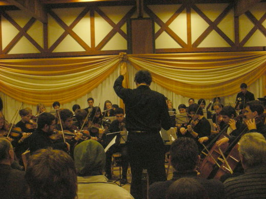 Orquesta Sinfónica Mundial en Oberá