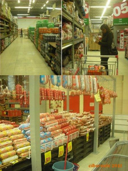 Supermercado Maxxi Floripa 2013