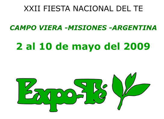 Expo Té 2009