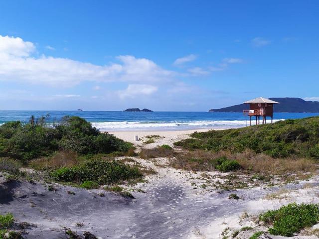 Playa de los Ingleses Norte, Florianópolis Brasil