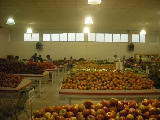 Sacolao frutas y verduras en florianopolis